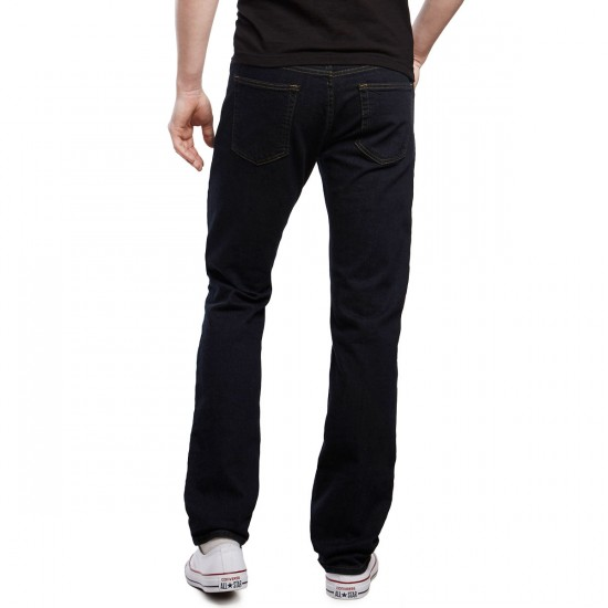 CCS Slim Straight Fit Jeans - Dark Indigo - 28 - 30