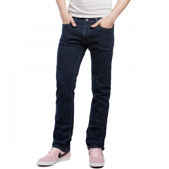 CCS Slim Straight Fit Jeans - Light Indigo - 36 - 34
