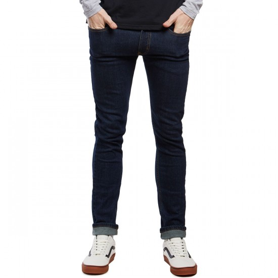 CCS Skinny Fit Jeans - Light Indigo