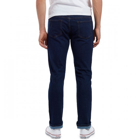 CCS Banks Slim Fit Jeans - Dark Rinse