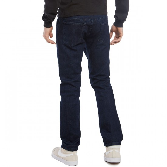 CCS Banks Slim Fit Jeans - Raw Denim - 28 - 30