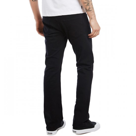CCS Straight Fit Jeans - Black - 30 - 30