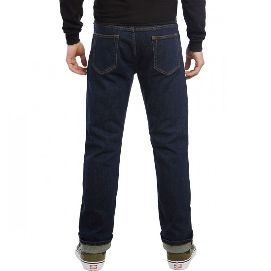 CCS Banks Straight Fit Jeans - Light Indigo - 30 - 30
