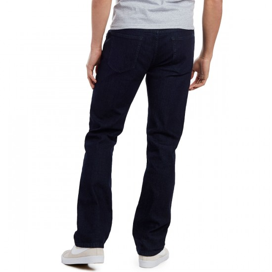 CCS Straight Fit Jeans - Raw Denim - 40 - 32