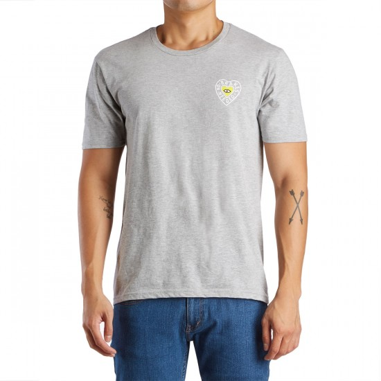 CCS No Brakes Needed T-Shirt - Light Heather Grey