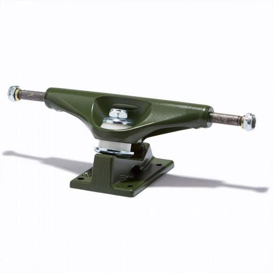 DGK x Venture Skateboard Trucks - 5.25 High Green