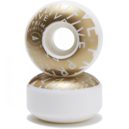 Primitive Pennant Vortex Team Skateboard Wheels - 51mm 101a