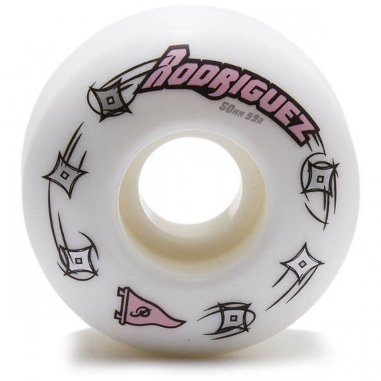 Primitive Rodriguez Ninja Pro Skateboard Wheels - 50mm 99a