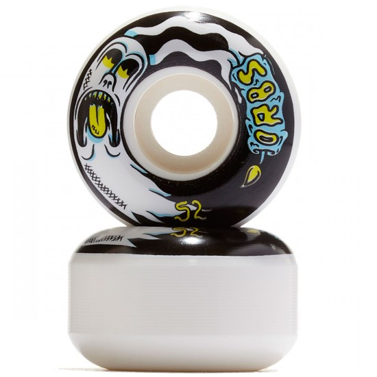 Welcome Orbs Preternaturals 100A Skateboard Wheels - Black/Blue/Yellow - 52mm 100A