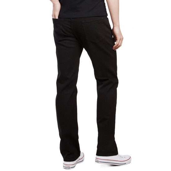 CCS Relaxed Fit Jeans - Black - 28 - 30