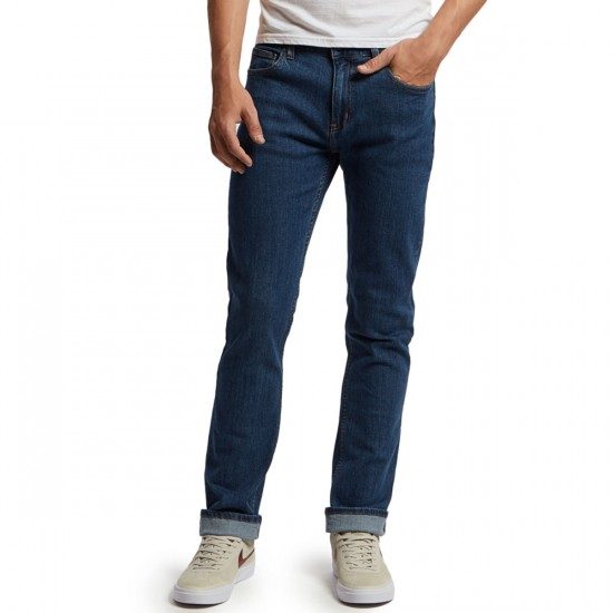 CCS Straight Fit Jeans - Washed Light Blue - 28 - 30