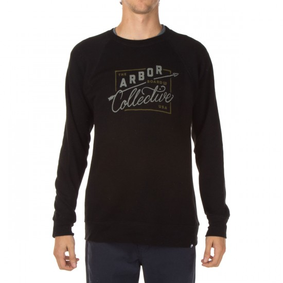 Arbor Indicator Sweatshirt - Black