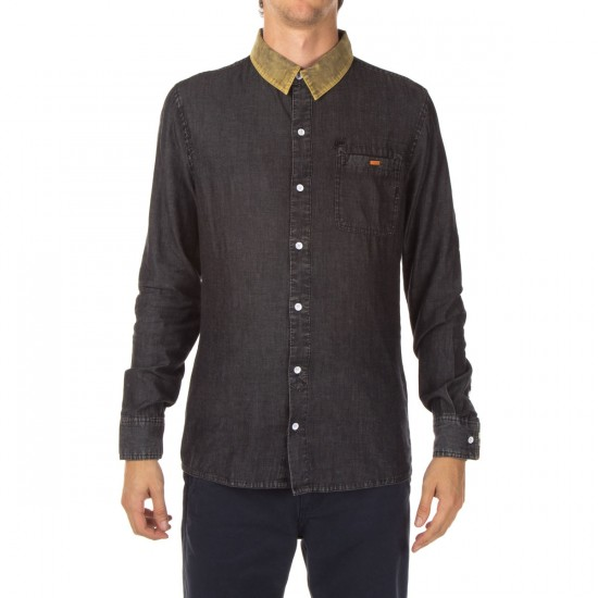 Arbor Tavern Shirt - Black