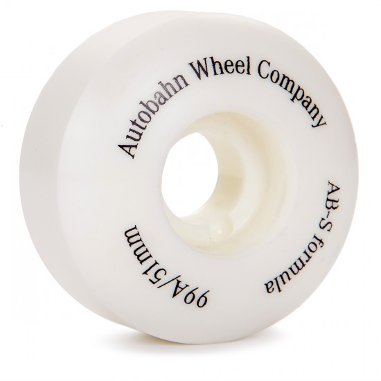 Autobahn AB-S Skateboard Wheels - 51mm - 99a