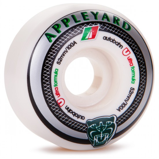 Autobahn Appleyard Big Cat Limited Edition Skateboard Wheels - 52mm - 100a