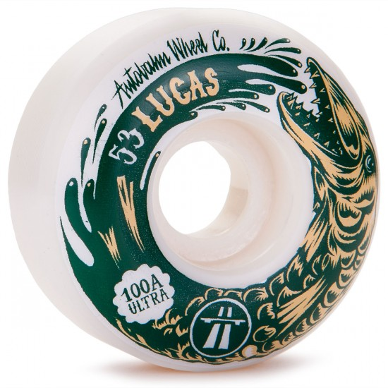 Autobahn Puig X Swanski Collaboration Skateboard Wheels - 53mm - 100a