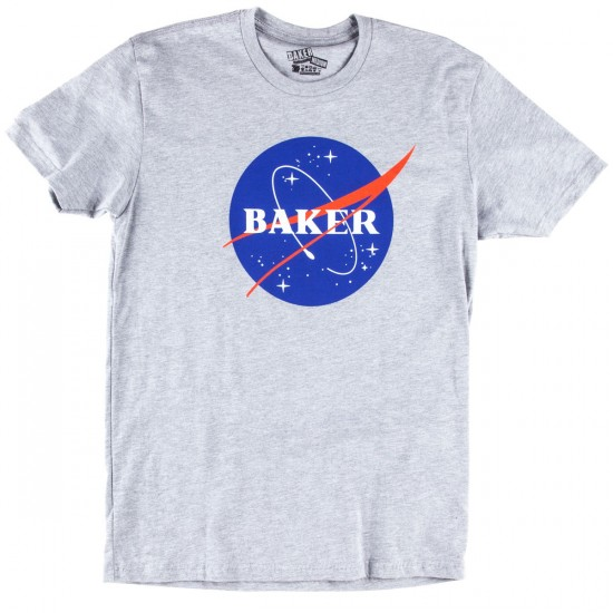 Baker Apollo T-Shirt - Heather Grey