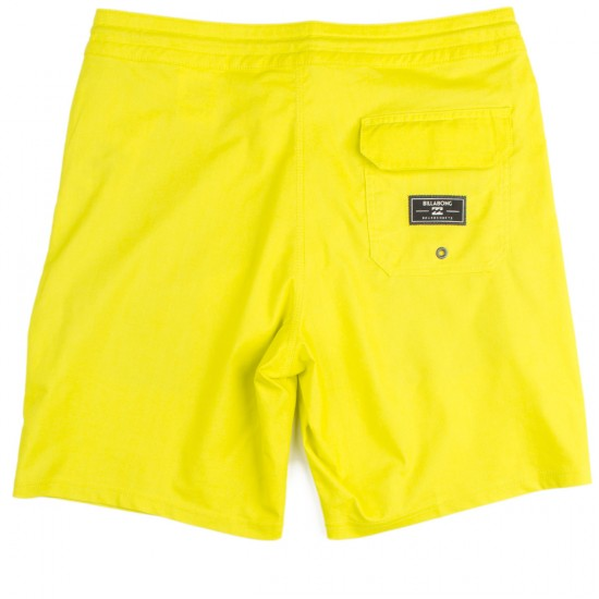 Billabong All Day Lo Tides Boardshorts - Neo Lime
