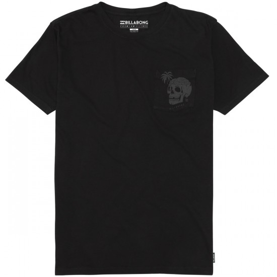 Billabong Brain Waves T-Shirt - Phantom
