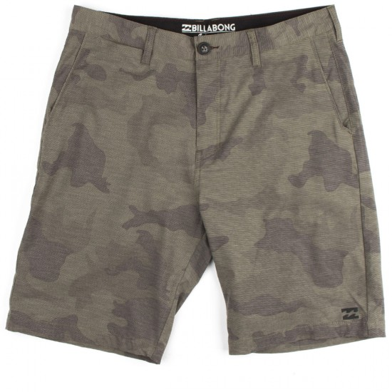 Billabong Crossfire X Shorts - Military Camo