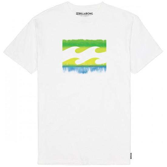 Billabong Fusion T-Shirt - White