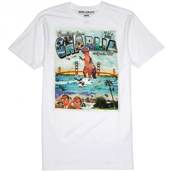 Billabong Gnarlia T-Shirt - White