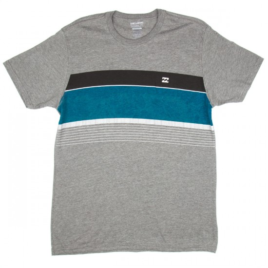 Billabong Spinna T-Shirt - Dark Grey Heather
