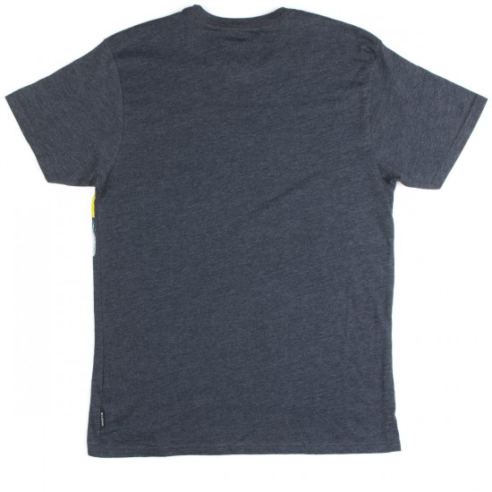 Billabong Tribong Spin T-Shirt - Indigo Heather