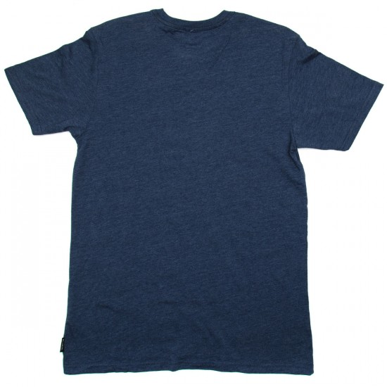 Billabong United T-Shirt - Navy Heather