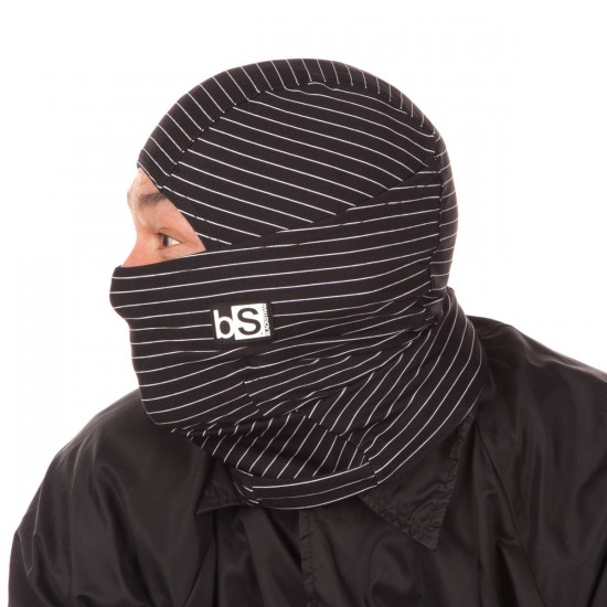 BlackStrap Hood - Pinstripes