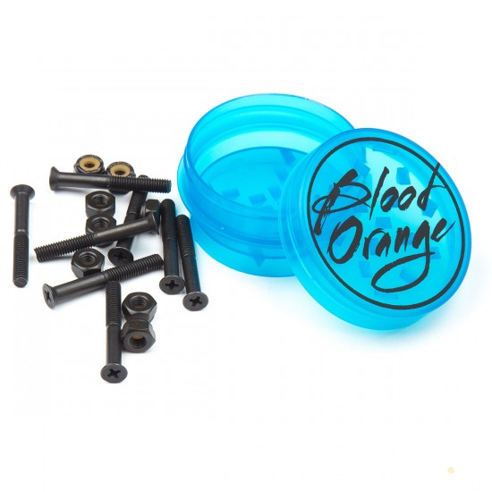 "Blood Orange Hardware 1.5"" - Blue"