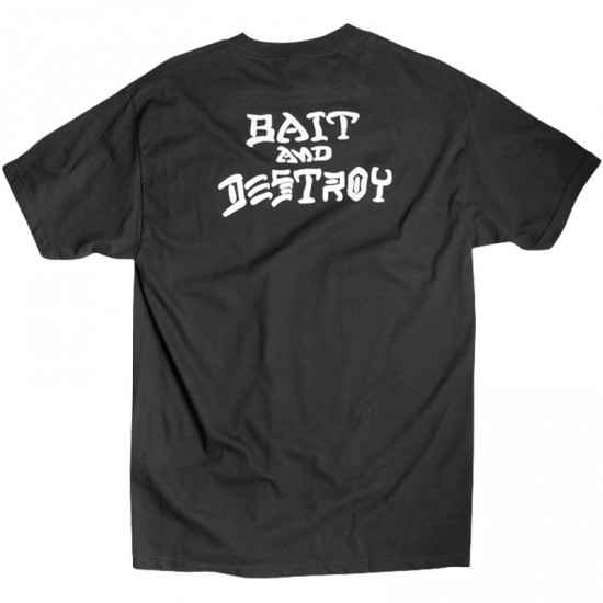 Bohnam Bait Basic Pocket T-Shirt - Black