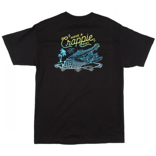 Bohnam Crappie Basic T-Shirt - Black