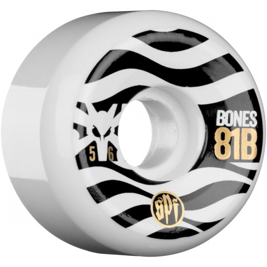 Bones Eighty Ones Skateboard Wheels - 56mm