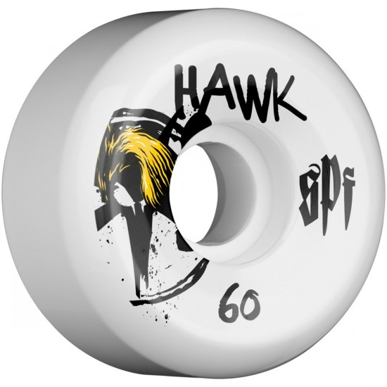 Bones Hawk McSqueeb Skateboard Wheels - 60mm