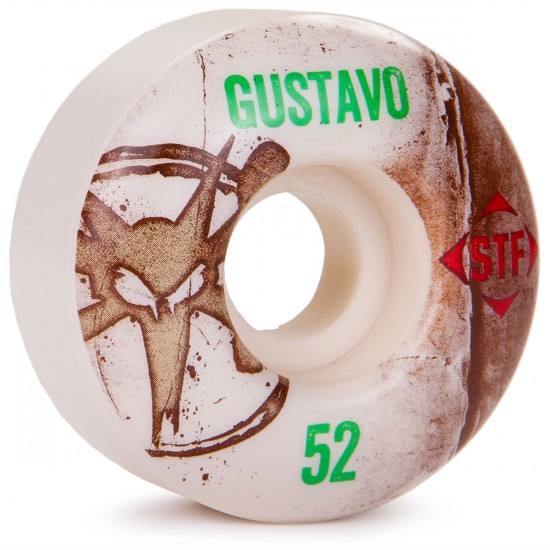 Bones STF Felipe Gustavo Team Vintage Skateboard Wheels - 52mm - 83B