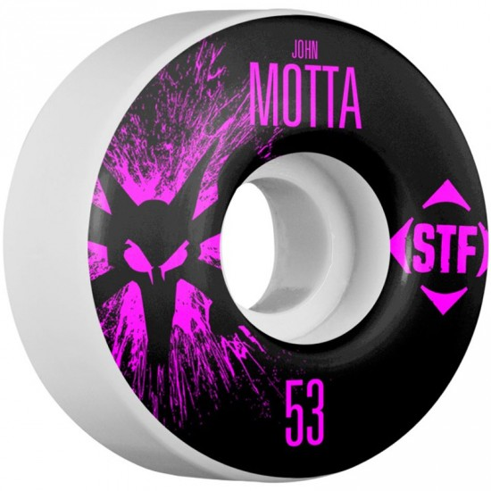 Bones SPF Crime Scene Skateboard Wheels - 53mm - 83B