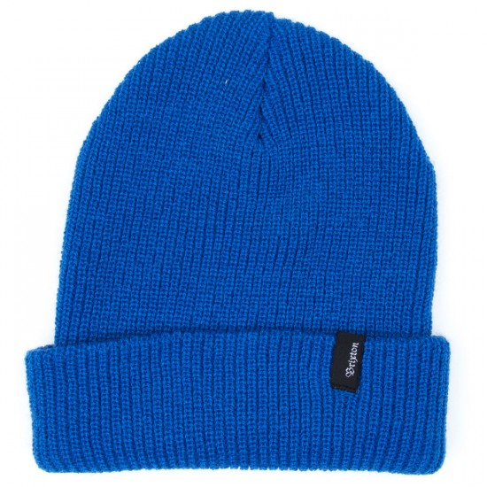 Brixton Heist Beanie - Electric Blue