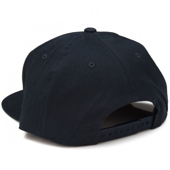 Brixton Oath III Snap Back Hat - Washed Navy