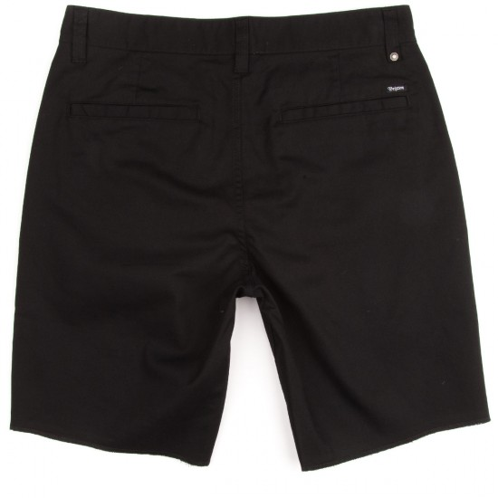 Brixton Toil II Chino Shorts - Black