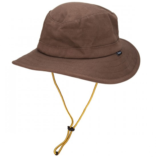 Brixton Tracker Bucket Hat - Brown