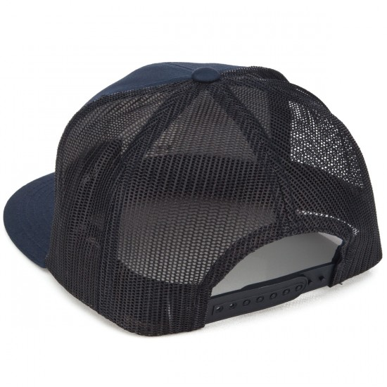 Brixton Wheeler Mesh Hat - Dark Navy
