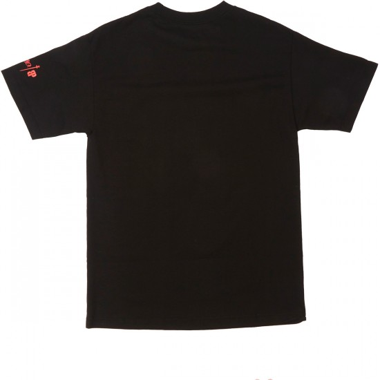 Brooklyn Projects X Slayer Eagle T-Shirt - Black