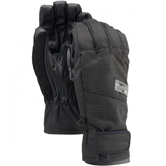 Burton Approach Under Glove Snowboard Gloves - True Black