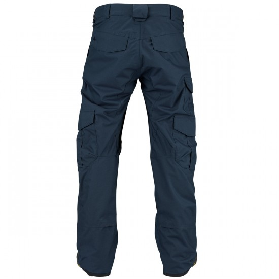 Burton Cargo Mid Fit Pants 2015 - Submarine