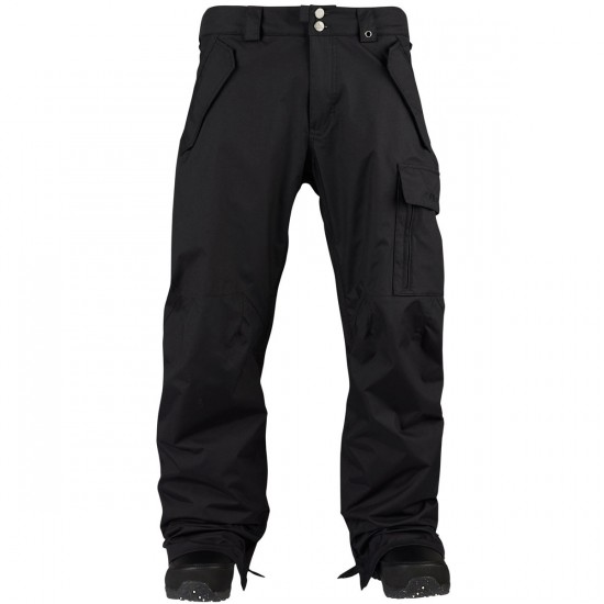 Burton Covert Snowboard Pants - True Black