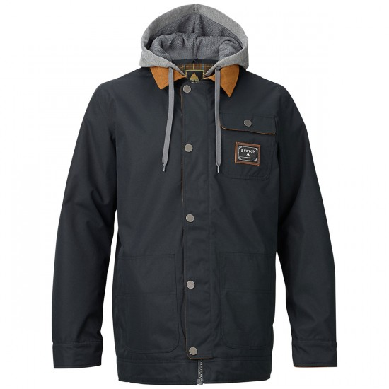 Burton Dunmore Snowboard Jacket - True Black