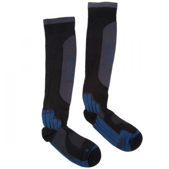 Burton Endurance Snow Socks - True Black