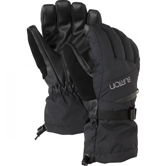 Burton Gore-Tex Womens Snowboard Gloves - True Black