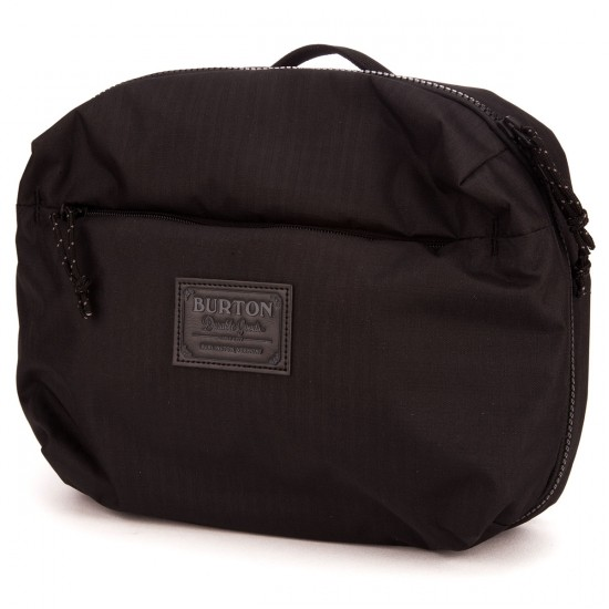 Burton High Maintenance Kit Travel Accessory - True Black Triple Ripstop